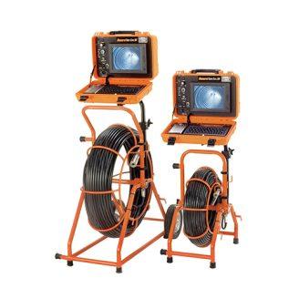 Телеинспекционные системы для трубопроводов