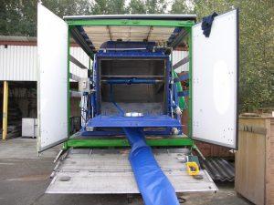 санация трубопроводов методом чулка