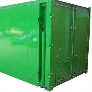 Специальный паровой контейнер с Box lift