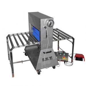 DN 300. Стол для пропитки рукава с ручным управлением