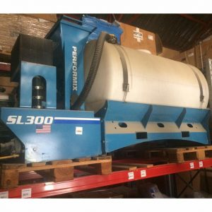 Смеситель SL300 StraightLine (США) бак на 300 галлон (1150 л)  НОВЫЙ!